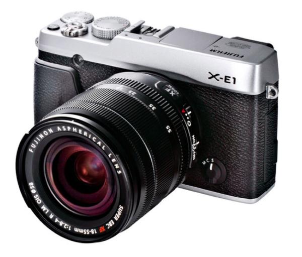 fuji with kit lens