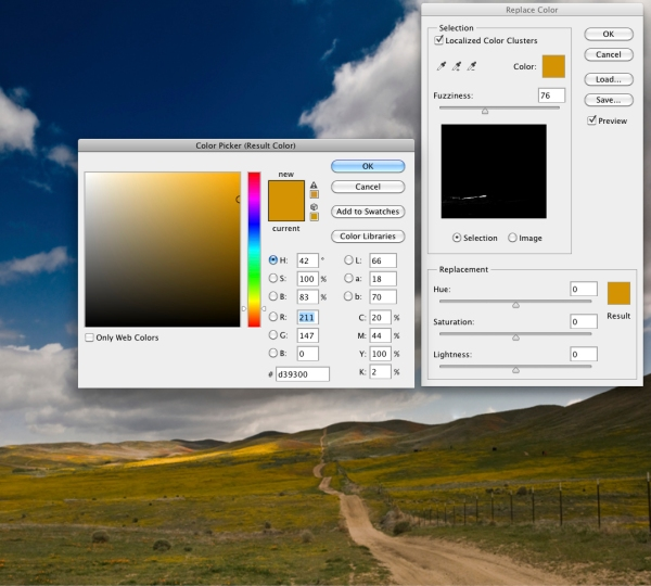 how to get correct color when printing from photoshop cc